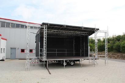 Mobile Stage Network Inc Rental Amp Sales