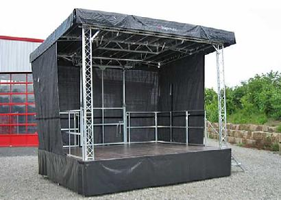 Mobile Stage Network Inc Rental Amp Sales