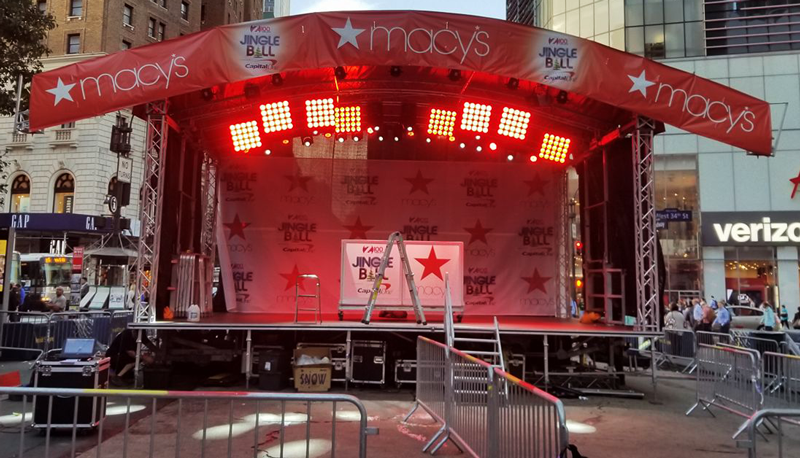 Mobile Stage Network - Mobile Stage Rentals, Stage Rental