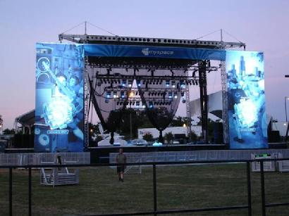 Mobile Stages Mobile Stage Network